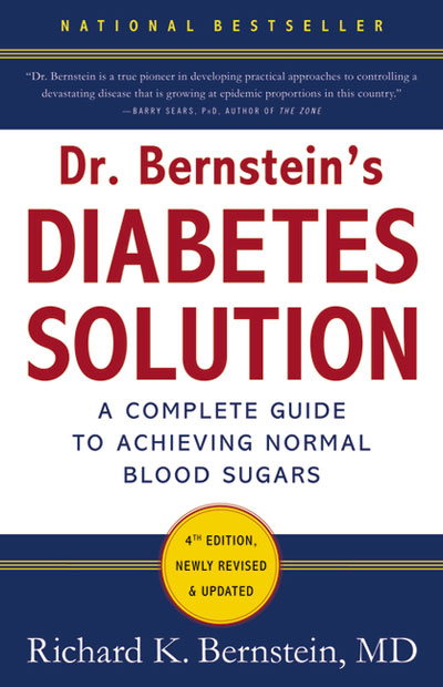 Dr. Bernstein's Diabetes Solution-solution